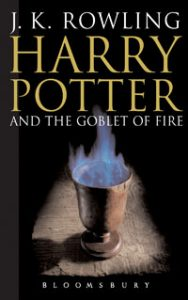 Harry Potter and the Goblet of Fire Audiobook - Jim Dale
